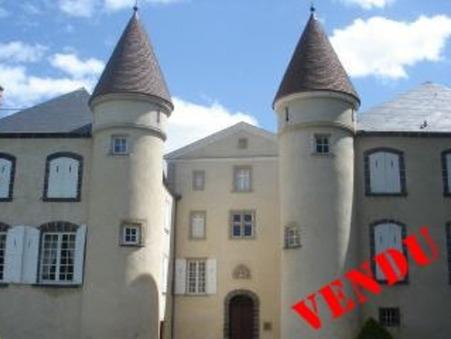 Achat castle Chanonat Réf. R0780