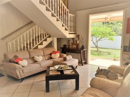 Maison sur Saint-Gilles-les-Bains ; 856000 €  ; A vendre Réf. 3262020