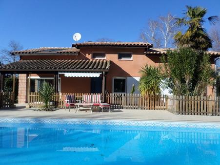 vente maison FONTENILLES 250m2 580000€