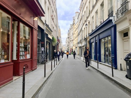 Commercial space € 2 900  sur Paris 3eme Arrondissement (75003) - Réf. 296