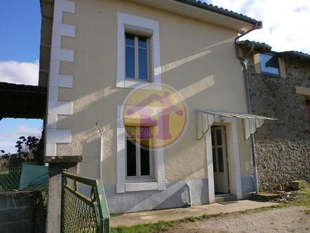 location maison CHAILLAC SUR VIENNE 99m2 515€
