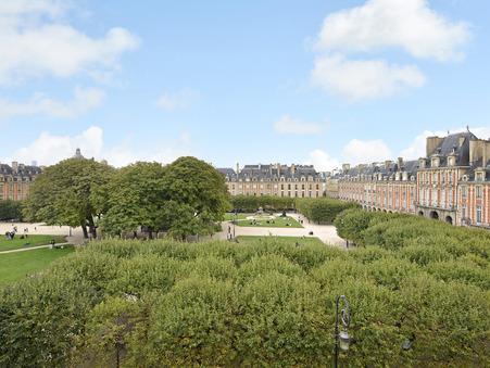 Paris 4eme arrondissement 3 235 000€