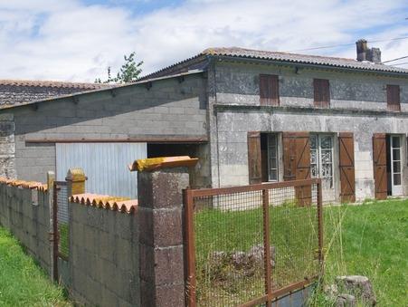 Maison 107000 € sur Pons (17800) - Réf. SG2014