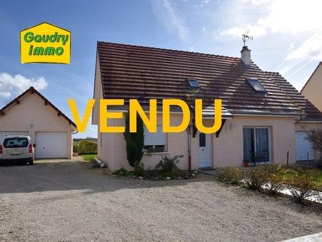 vente maison TIL CHATEL 134m2 264000€