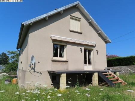 vente maison LUZY 86m2 113000€