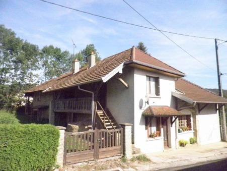 vente maison CHAPOIS 186000 €