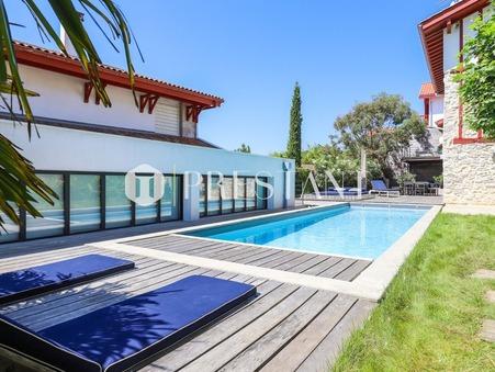 location maisonBIDART 250m2 8500€