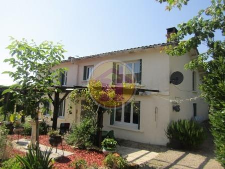 vente maison Saint-Christophe 166m2 241500€