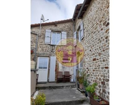 vente maison BRIGUEUIL 75m2 75600€