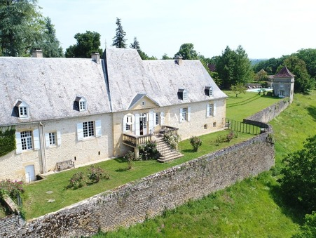 vente maisonSAINTE ALVERE 380m2 945000€