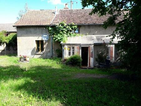 vente maison ISSY L'EVEQUE 100m2 34500€