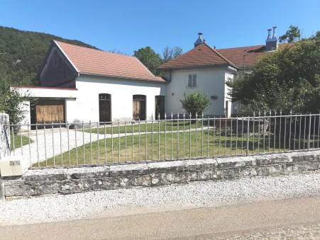 vente maison LES PLANCHES EN MONTAGNE 499500 €