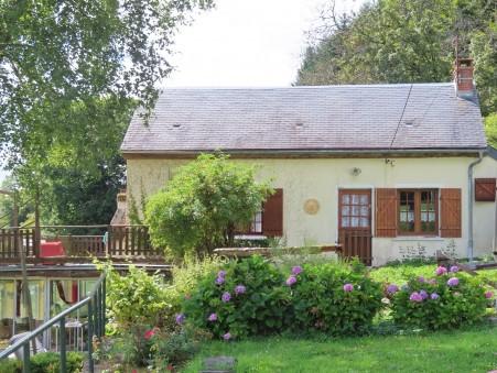vente maison GLUX EN GLENNE 100m2 89500€