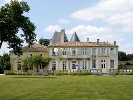 vente chateauPONS 1375m2 1380412€