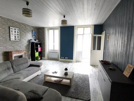 Vends appartement Saint-Claude 125 m²  119 000  €