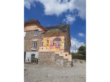 vente maison SAILLAT SUR VIENNE 69m2 75600€
