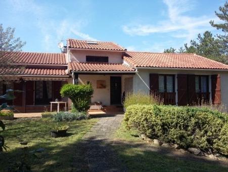 vente maison VALROUFIE 120m2 140000€