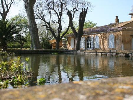 A vendre propriété Arles 13280; prix nous consulter