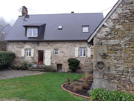 vente maison MEYMAC 106m2 138000€