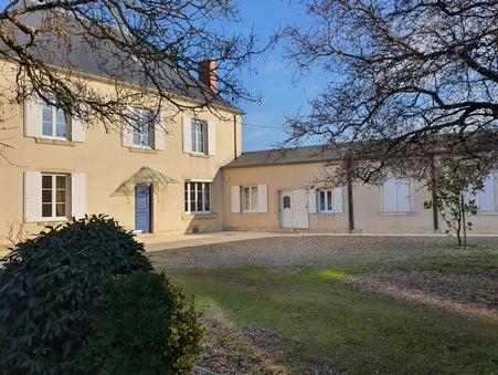 Maison 365000 € sur Dun sur Auron (18130) - Réf. 7230