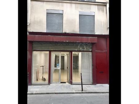 Apartment € 3000  sur Paris 3eme Arrondissement (75003) - Réf. 298