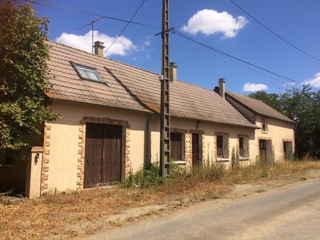 Maison 80200 € Réf. 7304 Augy sur Aubois
