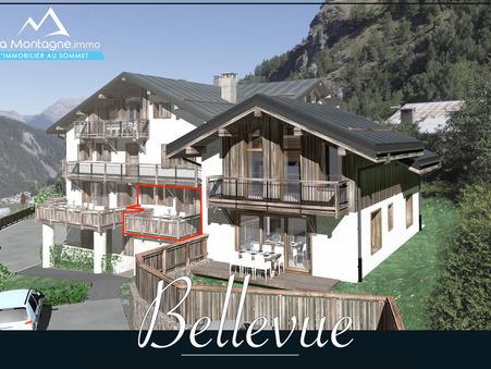 Appartement 155000 € sur Peisey Nancroix (73210) - Réf. 19072.6