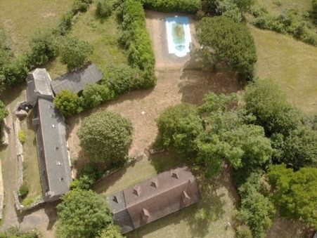 vente maison TERRASSON LA VILLEDIEU 190m2 318000€