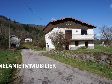 vente maison SAULXURES SUR MOSELOTTE 95m2 142000€
