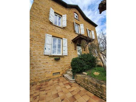vente maison LIMAS 122m2 415000€