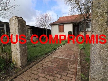 A vendre maison Bourges 18000; 76000 €