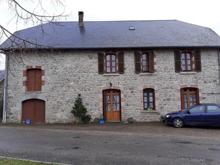 vente maison MEYMAC 0m2 107000€