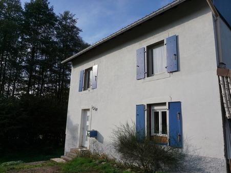 vente maison SAULXURES SUR MOSELOTTE 120m2 220000€
