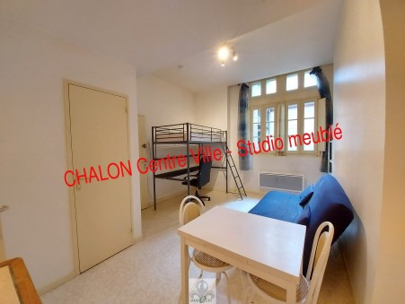 Apartment € 300  Réf. 194 Chalon sur Saone