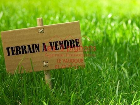 Vente Terrain LE VAUDOUE Ref :641 - Slide 1