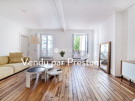 vente appartement PARIS 6EME 57m2 1050000 €
