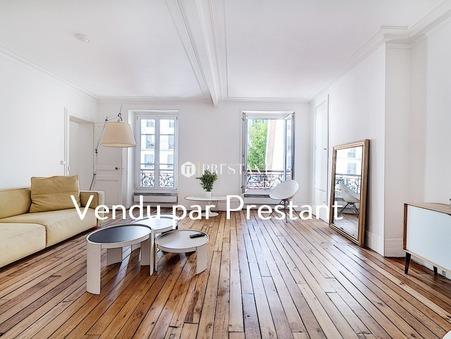 vente appartement PARIS 6EME 57m2 1050000 €