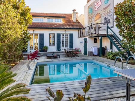 Location maison Biarritz Réf. LA_LUMINEUSE_BIARROTE