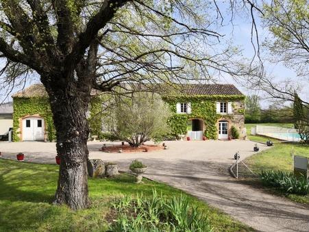Propriété sur Graulhet ; 650000 €  ; Vente Réf. PAT64