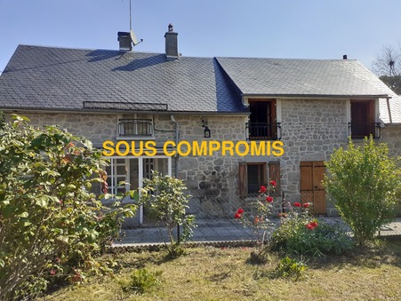 vente maison MARGERIDES 144m2 91500€