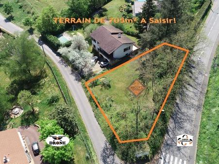 Vente Terrain CHATILLON Ref :1164-1 - Slide 1