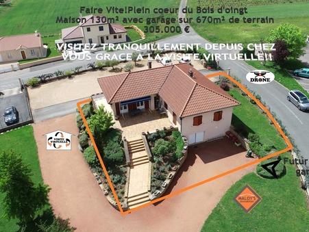 Vente Maison LE BOIS D'OINGT Ref :1169 - Slide 1