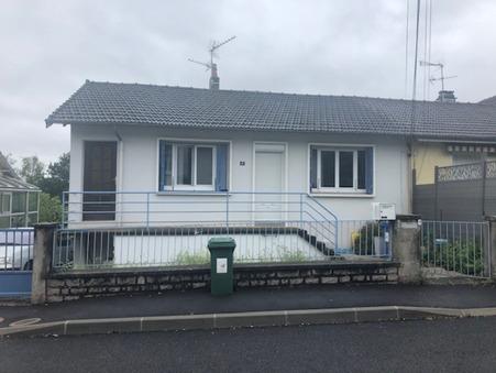 vente maison LIMOGES 58m2 76000€