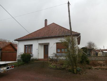 House € 119000  sur Hesdin (62140) - Réf. 2741