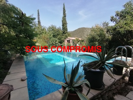 vente maisonLE PEGUE 160m2 425000€