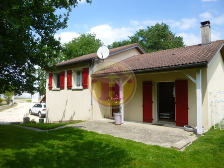 vente maison Saint-Junien 90m2 196100€