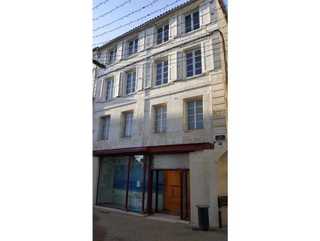 Immeuble 487600 € sur Saintes (17100) - Réf. SG1685