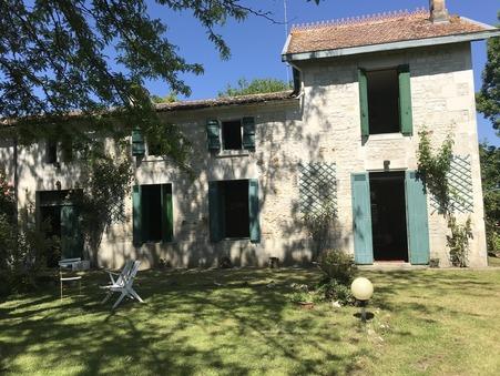 Vente maison 330000 € Saintes