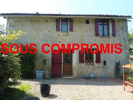 Vente Maison CHASSENEUIL SUR BONNIEURE Ref :1826-20 - Slide 1