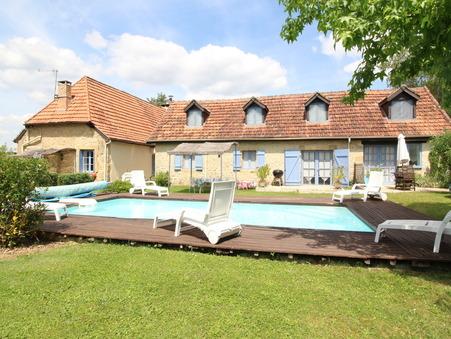 A vendre maison MONTIGNAC 305 m²  383 000  €
